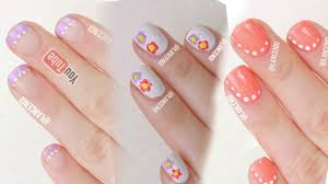 Easy Nail Art For Beginners #29 - Spring Nail Art + NO TOOLS Part ... Beginner Nail Art Amazing For Beginners Arts And Do It Yourself Designs At Best 2017 65 Easy Simple For To At Home Ideas You Can Polish Top 60 Design Tutorials Short Nails Nailartsignideasfor 8 Youtube Entrancing Cool 25 And Site Image With Cute 19 Striping Tape