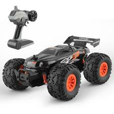 1/18 RC Bigfoot Monster Trucks Car Remote Control Off Road Truggy ...