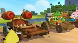 Angry Birds Go Cinematic Trailer