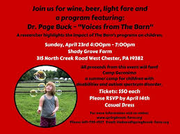 April 23, 2017  Spring Fundraiser To Support Camp Geronimo - The ... Nancy The Barn At Spring Brook Farm Animalassisted Acvities Hemlock Ultimate Equestrian Nature Lovers Estate Yoshi Farms For City Kids Jackson House Innjackson Our Programs Maple Cream Mayfair Greater Merrimack Valley Great State Park Cherry Canton Connecticut In Love Every Time I Pass By