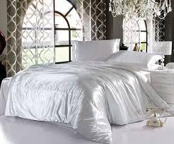 Ty Pennington Bedding by 4 Pcs Pure Silk Queen Size Bedding Pink Bedding Wedding