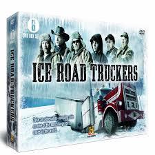 100 Jtl Trucking Ice Road Truckers Season 1 6 DVD Gift Pack Amazoncouk Thom