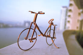 Copper Wire Bycicle By Gwarp On DeviantArt