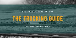 Best Apps For Truckers In 2018 | Awesome Apps For The Road