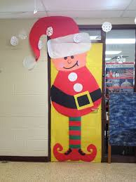 Christmas Classroom Door Decoration Pictures by Christmas Elf Classroom Door Decoration Decoración Aula Clases
