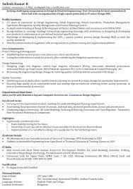 Download Automobile Resume Samples Mechanical Engineer Sample Pdf For Engineering