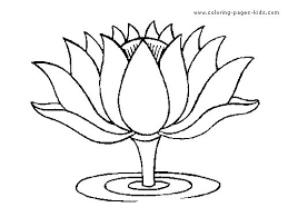 Buddhist Artwork Line Art Lotus Symbol 2 Find This Pin And More On Flower Coloring Sheets