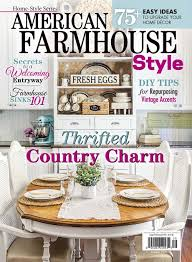 Home Decor Magazines Pdf by American Farmhouse Style Winter Spring 2017 Pdf Magazines