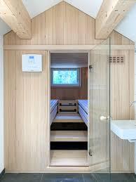 dachboden sauna koerner saunamanufaktur