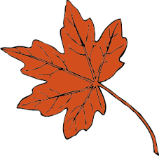 autumn leaves clip art 60