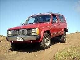 Jeep Cherokee Xj Floor Pans by Cc Capsule 1984 U2013 1986 Jeep Cherokee U2013 The Uncommon Two Door Version