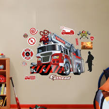Firefighter Firetruck Peel And Stick Wall Decal | Products ... 23 Fresh Fire Truck Wall Decor Mehrgallery Large 4ft Engine Decals For Nursery Phobi Home Designs Baby Room Elitflat 28 Decal Boys Name Full Colour Monster Car Art Sticker Lovely Ride Along Displaying Photos Of View 15 Cik74 Color Decal Transport Bedroom Childrens Custom Vinyl Stickers Perfect Marshall S Showing Gallery 13 Height Chart Measure Refighter Unit