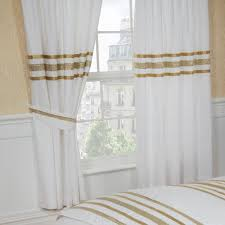 Gold And White Sheer Curtains by Enchanting White Gold Curtains And Online Get Cheap Gold Sheer