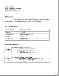 Smartest Resume Guide For Students And Freshers Templates B Tech Beautiful Format