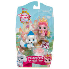 Pumpkin Palace Pet Uk by Whisker Haven Tales Palace Pets Pop And Stick 2 Pack Pumpkin And