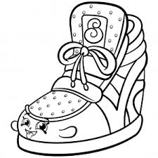 Download Shopkins Coloring Pages