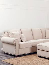 Milari Sofa Living Spaces by Sectionals With Nailhead Details Google Search The Farmhouse