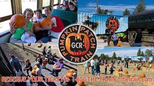 Northwest Ohio Pumpkin Patches grand canyon railway presents the pumpkin patch train youtube