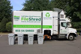100 Trucks Paper OnSite Mobile Shredding Containers FileShred