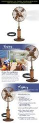 Cheap Patio Misting Fans by Best 20 Outdoor Misting Fan Ideas On Pinterest Outdoor Fans