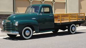 100 1952 Chevy Panel Truck CC Capsule 53 GMC Pickup New Design Not Advance Design