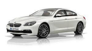 BMW 6 Series Gran Coupé At a glance