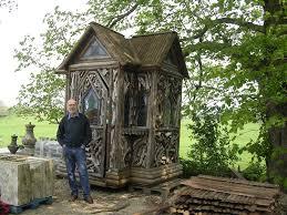 Rustic Edwardian Summer House