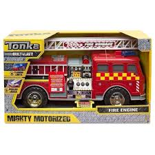 Tonka - Mighty Motorised Fire Engine | Online Toys Australia Funrise Toys Tonka Strong Arm Garbage Truck Review Giveaway Orange Toy Play L Trucks Rule For Kids Buy Titan Go Green In Cheap Price On Alibacom Mighty Motorized Ebay By Lunatikos Garbage Truck Youtube Classic Steel Quarry Dump 1 Multi Service Find Deals Line Ffp Fun Fleet Tough Cab Drop Bin Site Motorised Cars Great Chistmas Gift For Kid 3 Years