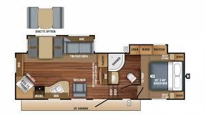 Jayco Fifth Wheel Floor Plans 2018 by Jayco Eagle Ht 27 5rkds 5th Wheel Floor Plan