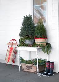 Harrow Christmas Tree Collection by 15 Nature Inspired Holiday Decorating Ideas Glitter Inc Glitter