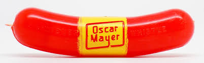 Toys And Stuff: Oscar Mayer Wiener Whistle V.1