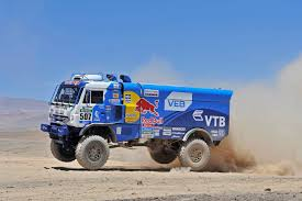 100 Master Truck KAMAZmaster Racing Team Defends Championship Title At Dakar