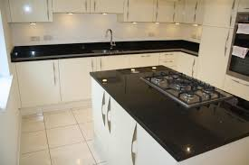 Thermofoil Kitchen Cabinets Online by Granite Countertop Thermofoil Vs Wood Cabinets Dishlex