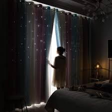 wohnzimmer 100 250 cm 2 stücke neue vorhang durchbrochene