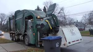 100 Garbage Truck Youtube Advanced Disposal Garbage Truck YouTube
