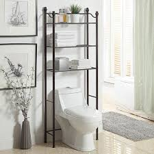 Bathroom Etagere Over Toilet Chrome by Over The Toilet Storage On Sale Bellacor