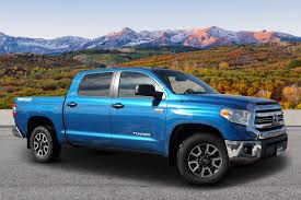 100 Trucks For Sale In Colorado Springs PreOwned 2016 Toyota Tundra 4WD Truck SR5 Crew Cab Pickup In