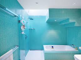 21 blue tile bathroom designs decorating ideas design trends