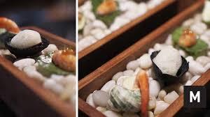 la cuisine de mds cuisine de garden ร านอาหารท ท กจานได แรงบ นดาลใจจาก