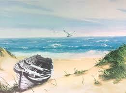 29 best beach murals images on pinterest beach mural wall