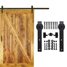 Sliding Barn Door Hardware Kit. Witherow Top Mount Sliding Barn ... Rolling Barn Doors Shop Stainless Glide 7875in Steel Interior Door Roller Kit Everbilt Sliding Hdware Tractor Supply National Decorative Small Ideas Sweet John Robinson House Decor Bypass Diy Tutorial Iu0027d Use Reclaimed Witherow Top Mount Inside Images Design Fniture Pocket Hinges Installation
