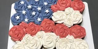 Flag Design Cupcake Class