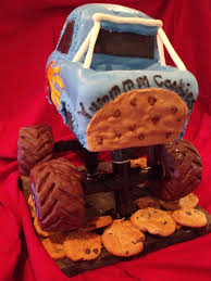 Cookie Monster-Truck - CakeCentral.com Monster Truck Designer Custom Cookies Perfect Party Favor For Birthday Cookiesdecorative Pinterest Ideas At In A Box Blaze Cgf21 And The Machine Vehicle Mattel Cookie Pictures Jam Cake Crissas Corner Carrie Tagged Brickset Lego Set Guide And Database Bestwtrucksnet Radio Flyer With Lights Sounds 6v Battery Beta Revamped Crd Beamng