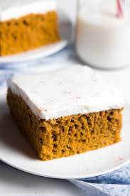 Healthy Pumpkin Desserts by Skinny Pumpkin Cheesecake Bars Amy U0027s Healthy Baking