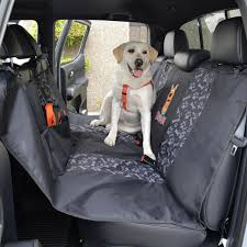 100 Car Seat In Truck ScoobyDoo Pet Cover For SUV 100 Waterproof Protection Double Padded Extendable With Split Zipper Dog Cat Friendly Bench