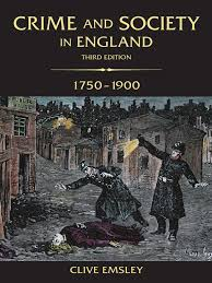 Clive Emsley Crime And Society In England 1750 1900 3rd Edition 2005