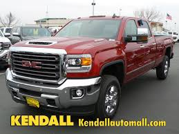 New 2018 GMC Sierra 3500HD SLT 4WD In Nampa #480379 | Kendall At ... 2018 New Gmc Sierra 2500hd 4wd Crew Cab Standard Box Slt At Banks 2017 1500 Regular 1190 Sle 2 Door Pickup Teases Duramax With Photos Of Hood Scoop 2016 Hd Ups The Ante With Set Improvements Reviews And Rating Motor Trend Find A 2014 In S Florida Sheehan Buick For Sale Ft Pierce Fl Garber Canyon Denali Truck Review Dealer Reading Pa Hendrick Cary Is Raleigh Dealer New Used For Sale Pricing Features Edmunds