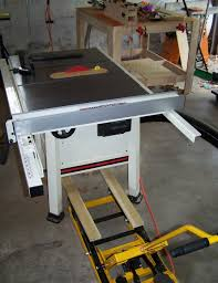 Cabinet Table Saw Mobile Base by Review Makes A Great Hybrid Saw Mobile Lift Many Other