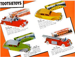 Pre-War Tootsietoys - Article By Clint Seeley Vintage Tootsie Toy Fire Trucks Country Tazures Toys Pickup Trucks Lot 9 Vtg 1970s Diecast Plastic Jeep Uhaul Panel Otsietoy Red Hook And Ladder Truck Facing Front Right Otsietoy Aerial With Extension 1940s Tootsietoy 236 Lofty Antique Water Tower 1920s 4 Color Version Hubley Ladders From The 1930s For Sale Pending Prewar Tootsietoys Article By Clint Seeley