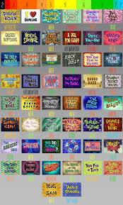 Spongebob That Sinking Feeling Full Episode by Spectrum Review Spongebob Season 7 By G Groink On Deviantart